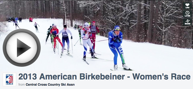 2013 Birkie Women's Race
